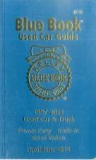 Kelley Blue Book Used Car Guide April - June 2012, Kelley Blue Book, Very Good B