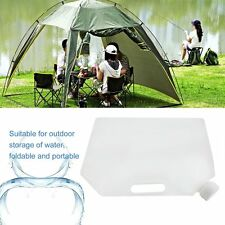 Protable Folding Water Storage Bag Camping Collapsible Liquids Container 5L IB