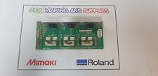 Genuine Roland Soljet Pro Iii Xc 540 Printer Heater Control Board W700311411