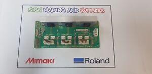 Genuine Roland Soljet Pro III XC-540 Printer Heater Control Board W700311411 *