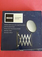 Brand New Double Sided Extending Mirror by Homebase in Original Box