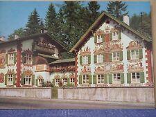 Oberammergau Ansichtskarte um 1970
