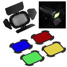 BOTTEGA Set per PIXAPRO PIKA 200 Pocket Flash Colore Gel Kit Studio A NIDO D'APE