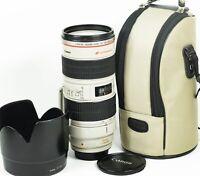 Canon EF 70-200mm F/2.8 EF IS L USM Lens