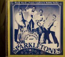 JOE BENNETT & THE SPARKLETONES - 20 Tracks