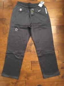 NFL Nike On Field Therma Dallas Cowboys Sideline Pants Mens Medium Large XL 2XL