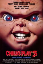 """CHILD'S PLAY 3"" Movie Poster [Licensed-NEW-USA] 27x40"" Theater Size (CHUCKY)"