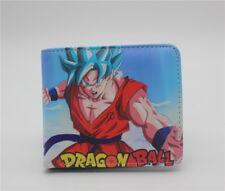 Dragon Ball Z Goku Super Saiyan Unisex Wallet Short Purse