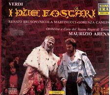 Verdi: I Due Foscari / Arena, Bruson, Martinucci, Canepa - CD