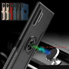 Hybrid Armor Ring Stand Magnetic Case Cover Fr Samsung galaxy S20 Plus S20 Ultra
