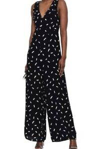 Zimmermann Wide Leg Jumpsuit With Side Pockets Size 2 - Worn Once