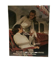 """""""Here, These Never Run Out Of Taste."""" Vintage Viceroy Ad"""
