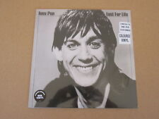 IGGY POP Lust For Life LP SEALED RED VINYL HMV ONLY 2017 PRESSING