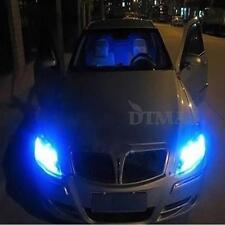 2 x LAMPADE T10 A LED COPPIA LAMPADA 5W LUCE BLU 12V ACCESSORI AUTO TUNING NEW