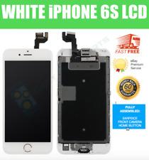 Digitalizador de Pantalla LCD iPhone 6S Completo Pantalla de reemplazo genuino OEM Blanco A1633