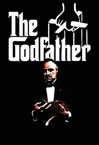 The Godfather movie poster - Marlon Brando : 11 x 17 inches