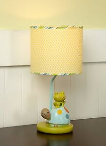 Carter's Pond Collection Lamp and Shade