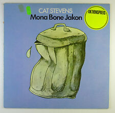 "12"" LP - Cat Stevens - Mona Bone Jakon - B4133 - washed & cleaned"