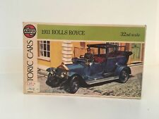 Airfix Model Car Kit 1/32 Rolls Royce 1911