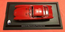 Maserati Official A6GCS Berlinetta Pinifarina 1:43 Limited Edition Collectible