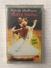 "Francisco Montaro Ensemble ""Ballroom: Triple Swing"" NEW & SEALED Tape Cassette"