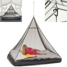Ozark Trail Mosquito Bugs Net Over Queen Bed Outdoor Camping Tent Equipment Gear