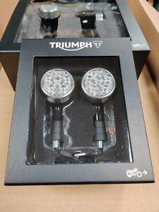 Genuine Triumph Speed Twin Showroom Pack