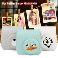 For Fujifilm Instax Mini 8/8+/8s/9 Camera Carrying Bag Cute Travel Case Cover
