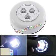 3 Batterie LED Propulsé bâton Tap tactile Lampe