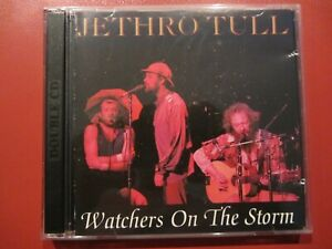 Jethro Tull - Watchers of The Storm - Live in Netherlands 1980 Rare Import CD