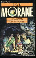 BOB MORANE Fleuve Noir 5 Le Talisman des Voivodes henri vernes aventure de livre
