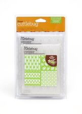 Cuttlebug Embossing Set - Contemporary Nature Set - 4 pieces - 2001825