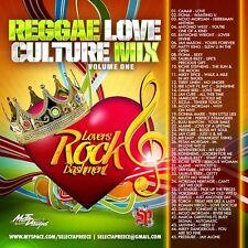 REGGAE LOVE CULTURE MIX CD