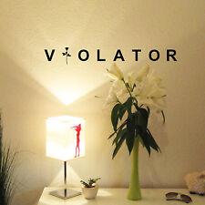 Set Aufkleber Deko Folie Tür Fenster Auto Schrank Depeche Mode Violator + Rose