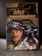 DALE EARNHARDT COMMEMORATIVE EDITION GLOSSY PAPERBACK BOOK