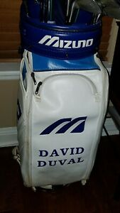 David Duval Mizuno Tour Bag - 1 of 3 ever produced. Nike Tour (Collector Item)