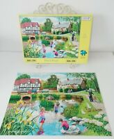 HOP House of Puzzles Duck Pond Puzzle Jigsaw BIG 250 Piece COMPLETE