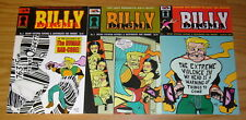 Billy Dogma #1-3 VF/NM complete series - dean haspiel - modern comics 2 set lot
