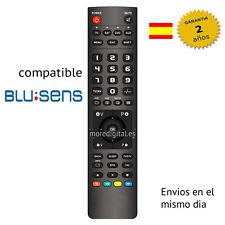 Mando a distancia de reemplazo para tv BLUSENS BLU:SENS H305HNCRST2B22PSP