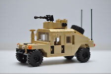 LEGO Military HMMWV Hummer Truck Army Tank Tan Speed Champions