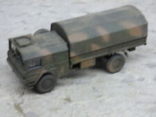 Roco Minitanks Painted Modern German MAN N4510 5T 4x4 2nd Gen Truck Lot #3059B