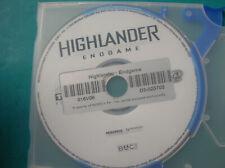 DVD  boitier slim HIGHLANDER ENDGAME (B37c)