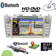 "Backup Camera+8"" For Toyota Camry 2007-2011 GPS Navi Car Radio Stereo DVD Player"