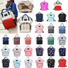 Mummy Maternity Nappy Diaper Bag Large Capacity Baby Travel Backpack Bag Handbag