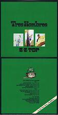 ZZ Top: TRES HOMBRES terza opera! di 1973! dieci Rock canzoni! UNGHIE NUOVO CD!