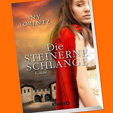 INY LORENTZ | Die steinerne Schlange | Roman | Taschenbuch (Buch)