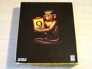 PC CD Rom Big Box - 9 by GT Interactive / Nine