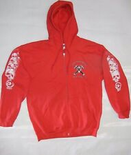 Support NYC Hells Angels LOCAL 81 CROSSED HAMMERS LARGE SWEAT SHIRT NEW