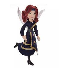 New Disney Store Zarina The Pirate Fairy Fairies TinkerBell Friend Plush Doll