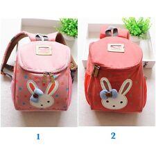 Lovely Korean Rabbit Schoolbag / Backpack Best Gift For Girls